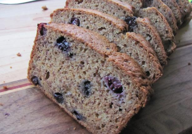Blu'bana Bread