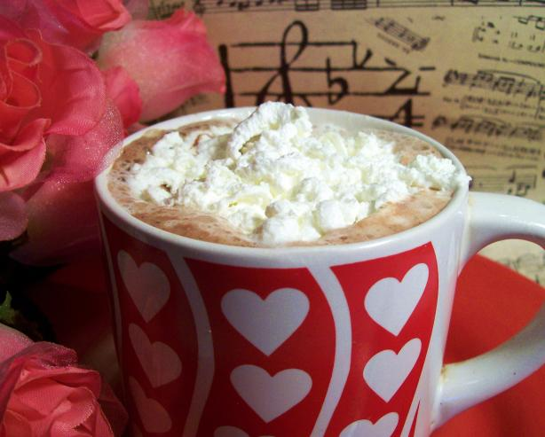 The Avenue's Classic Hot Chocolate