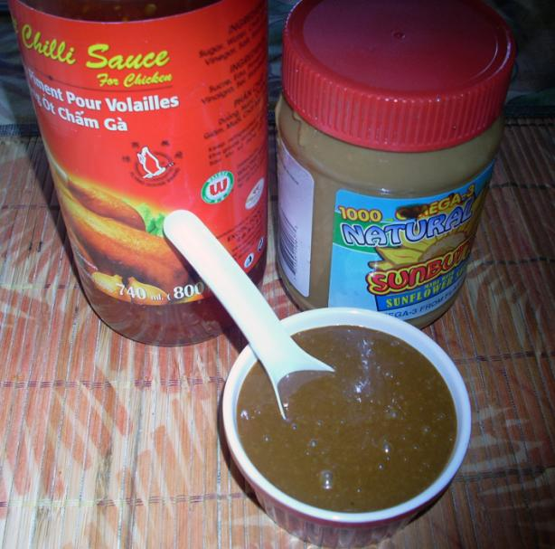 Sunbutter Dipping Sauce