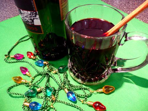 Littlemafia's Hot Wine