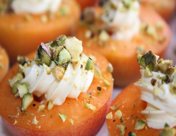 Easy Apricot Bites