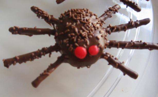 Halloween Furry Spiders (Tarantulas)
