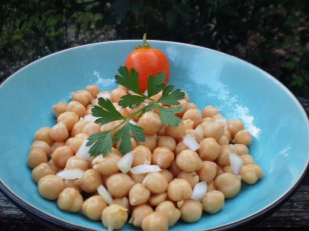 Greek Chickpeas