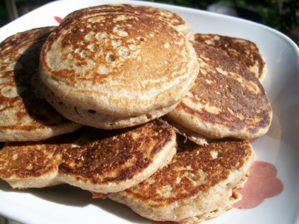 Wholemeal Bran Pikelets