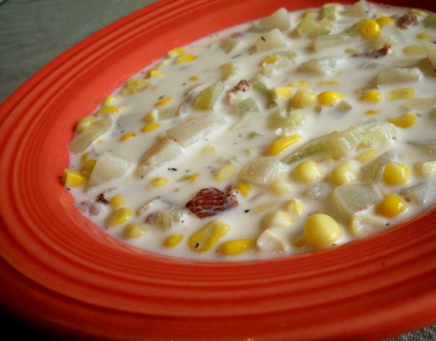Earthbound Farm Corn Chowder