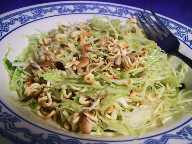 Trudi's Oriental Crunchy Salad