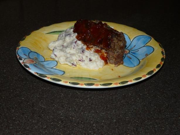 Tantalizingly Tangy Meatloaf Recipe