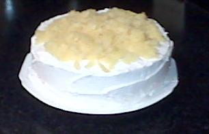 Grandmother's Pineapple Juiced Cake