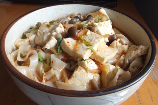 Kimchi Chi-Gae (Kimchi Soup)