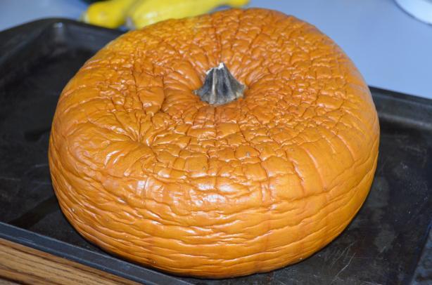 Fresh Pumpkin (Canned, Puree, Frozen)
