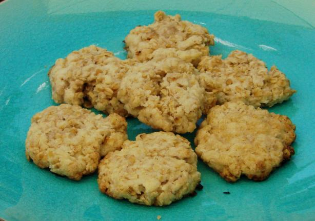 Lebanese Oatmeal Cookies