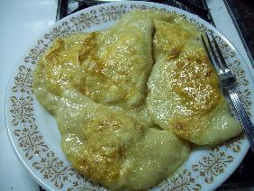 Pierogi (Potato and Mushroom Sauerkraut)
