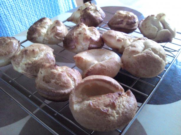 Jamie Oliver's Yorkshire Puddings