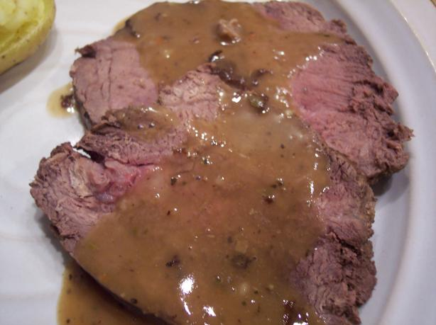 Breidi's Italian-Seasoned Roast Beef