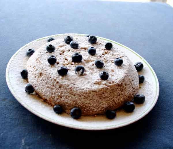 Tarta De Almendras (Almond Tart)