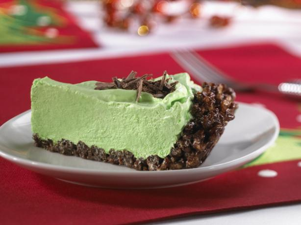 Mint Chocolate Pie