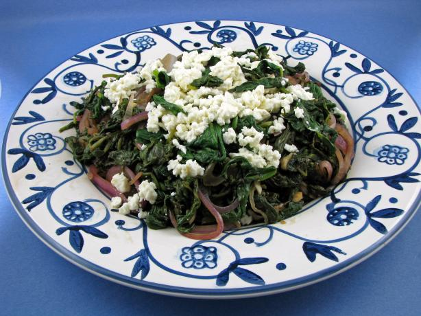 Athenian Spinach