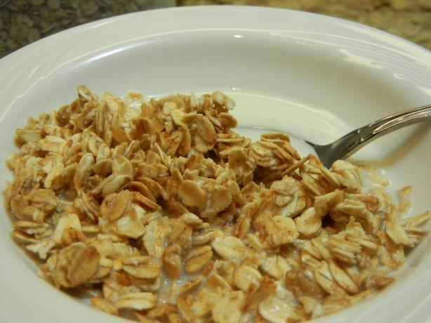 Budget-Friendly Homemade Cereal