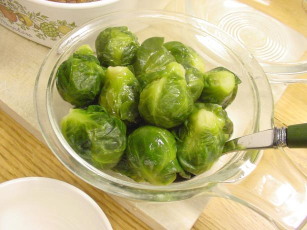 I Love Brussels Sprouts