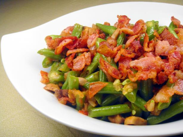Farm Style Green Beans