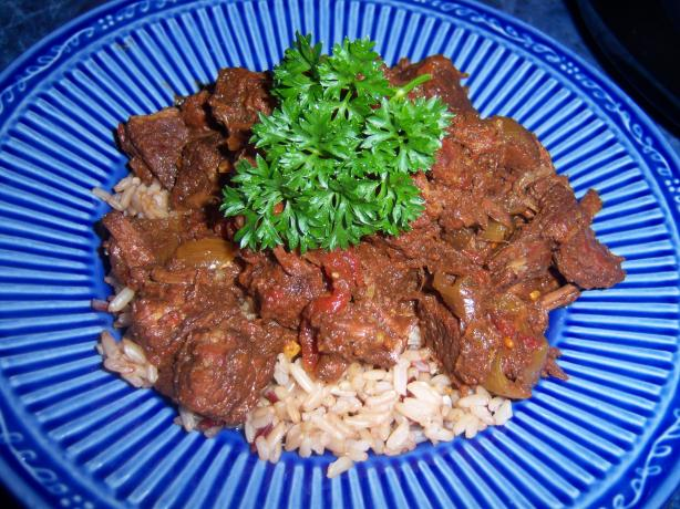 Coca Cola Goulash