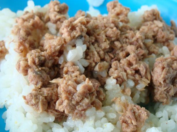 Littlemafia's Rice & Tuna