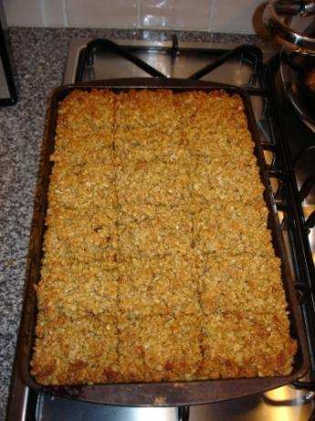 All Butter English Flapjacks