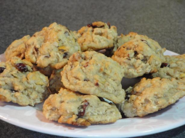 Harvey's Ranger Cookies