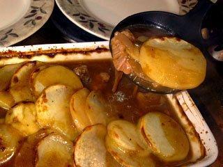 Lamb Chop Lancashire Hot Pot