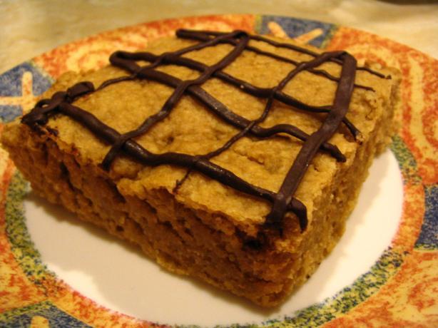 Peanut Butter Oatcakes
