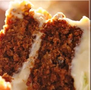 Rob's Carrot Cake With Pineapple Walnuts and Raisins