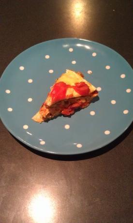 Fiesta Chicken Torte