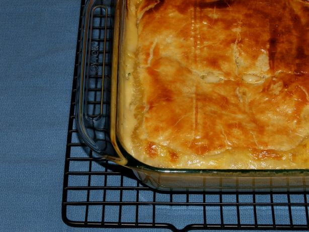 Updated Chicken Pot Pie