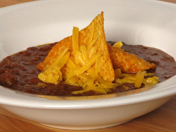 Nacho Cheesy Chili