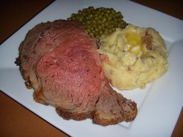 The Ultimate, Prime Rib