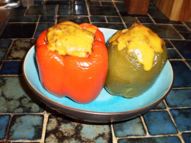 Maureen's Stuffed Peppers
