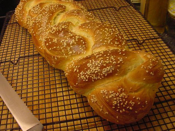 B H & G Challah Bread