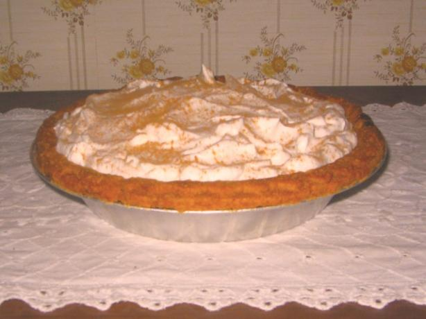 Old Fashioned Sweet Potato Pie (Made Easy)