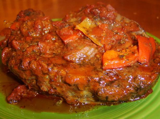 Beef Pizzaiola