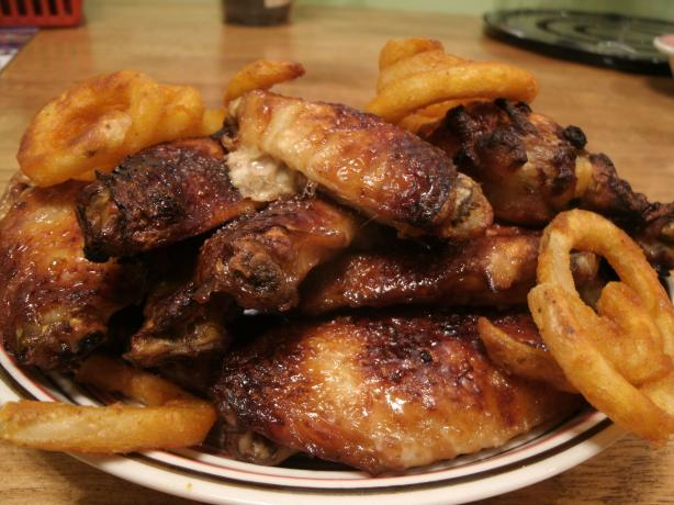 Dawn's Chicken Wings