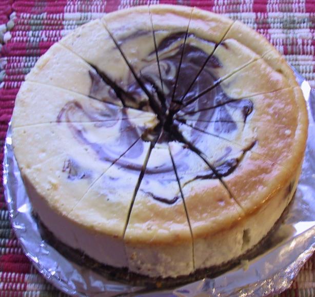 Dora's Prize Winning Cheesecake