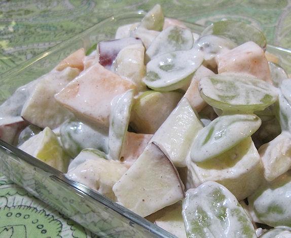 The Best Fruit Salad Ever
