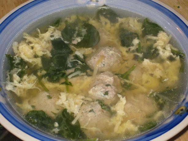 Italian Wedding Soup (Giada De Laurentiis' Recipe)