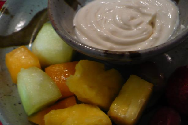 Holiday Fruit Dip