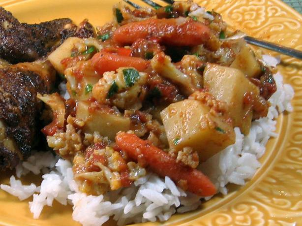 Mixed Vegetable Masala