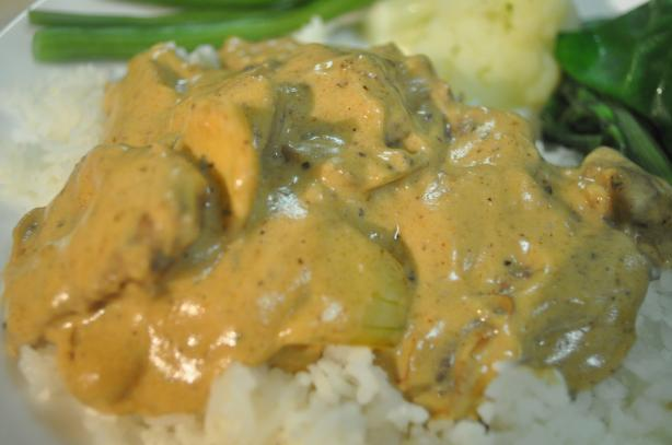 Beef Stroganoff (With Make Ahead Directions)