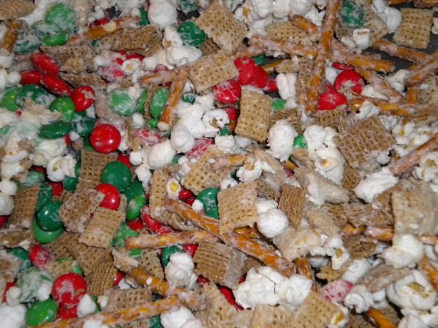 Cortney's Christmas Crack