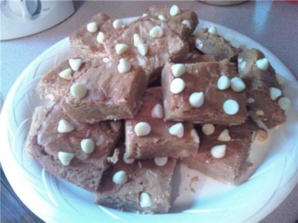The Best Blondies!