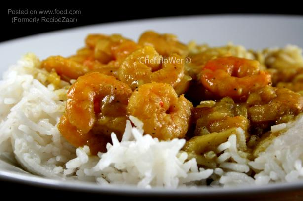 Goa Jingha Curry Aka Goan Prawn Curry