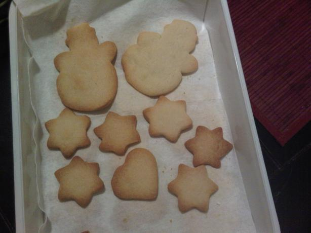 Best Butter Sugar Cookies